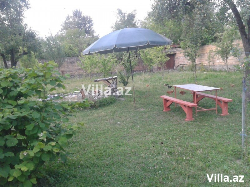 Rent (daily) Cottage, Qabala.c-7