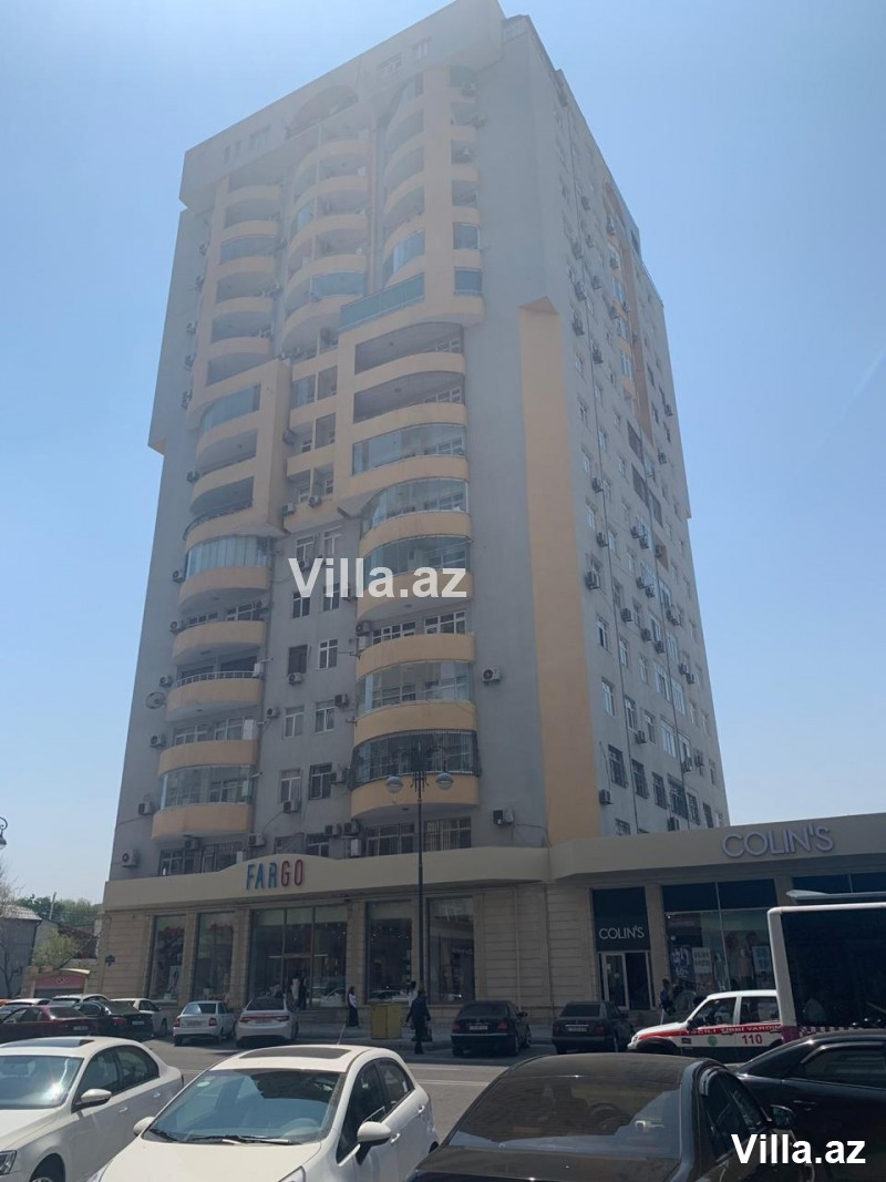 Rent (Montly) New building, Yasamal.r-17